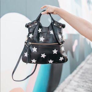 ⭐️ STAR BAG ⭐️. Made in NY. Genuine leather